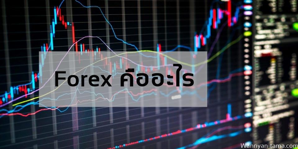 การ Forex