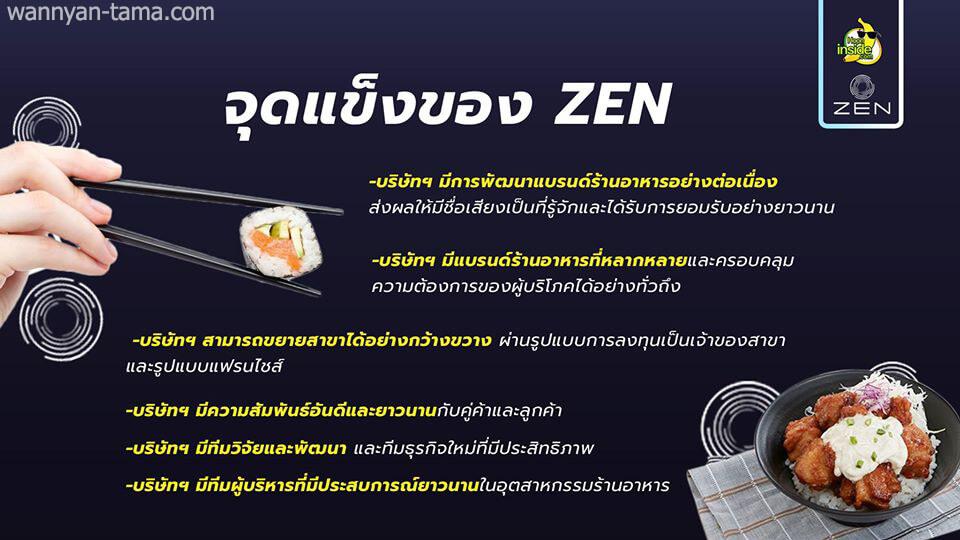 ZEN ปรับแผน H2/63