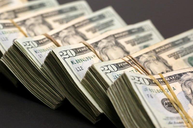 ค่าเงินดอลลาร์อ่อนตัว