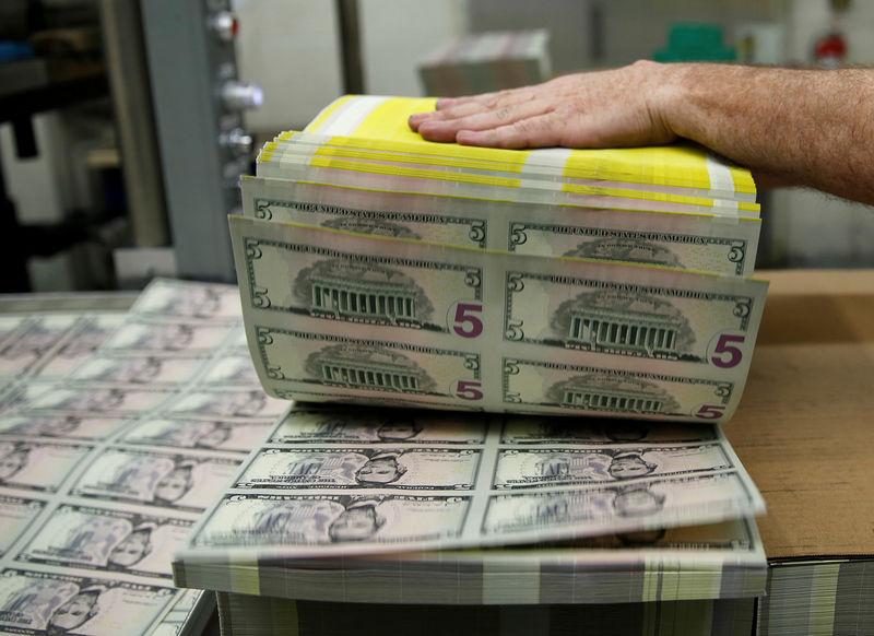 ดอลลาร์ปรับตัวขึ้น